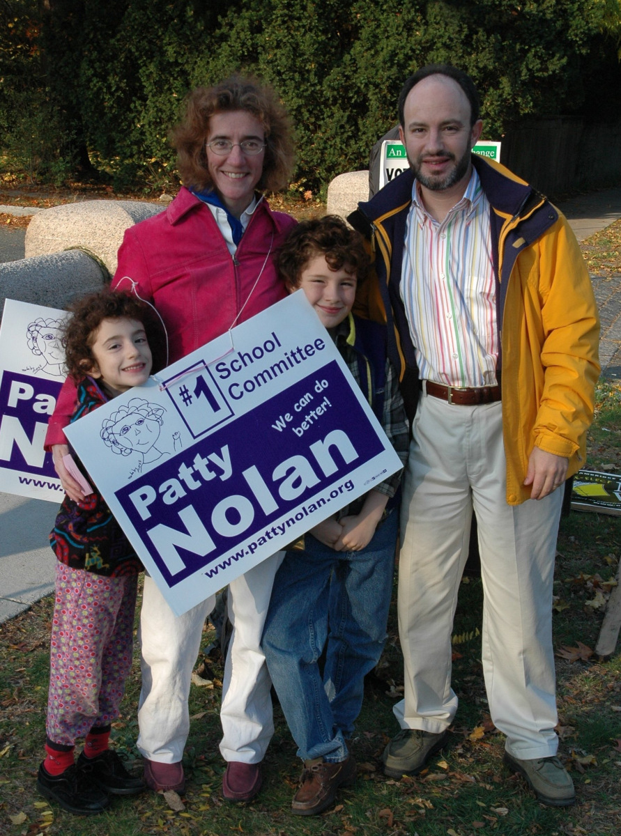 2005: Patty's first campaign